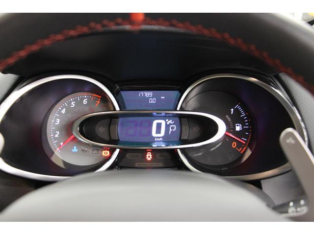 ルノースポール トロフィー 1オーナー/禁煙車/カロSDナビTV/Bカメラ/ETC/アルミ/CD/クリアランスソナー/クルコン/オートライト/オートワイパー/オートエアコン/Bluetoothオーディオ/USBポート(30枚目)