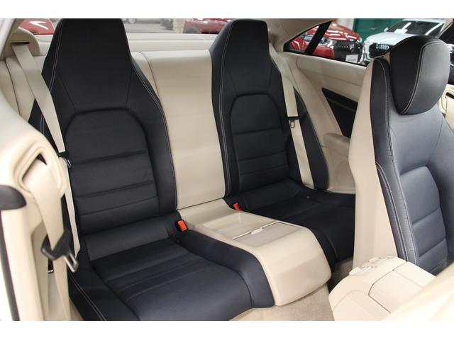 E250クーペ AMGスポーツP/1オーナー/禁煙車/レーダーセーフティ/HDDナビTV/2トーン革S/シートH/Pシート/全周囲カメラ/LEDヘッドライト/キーレスゴー/ETC2.0/Bluetoothオーディオ(20枚目)