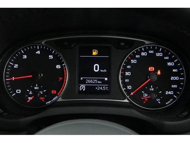 1.0TFSI 1年保証・走行距離無制限/禁煙/ナビTV/HID/ETC/スマートキー/アイドルS/アルミ/CD/DVD/オートライト/クリアランスソナー/Bluetooth/ハンズフリー通話/アルミペダル/ターボ(27枚目)