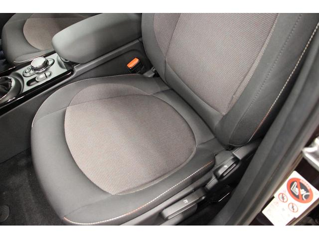 クーパー クラブマン 禁煙車/HDDナビ/Bカメラ/LEDヘッドライト/ミラーETC/Bluetoothオーディオ/ハンズフリー通話/USBポート/アイドリングストップ/クリアランスソナー/クルコン/オートライト(55枚目)
