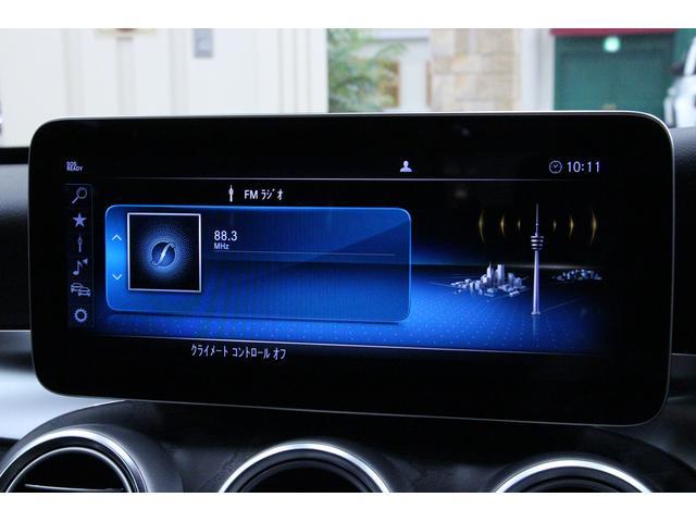 ラジオはAM/FMともに対応です。