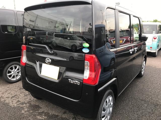 ダイハツ タント L SAIII 軽自動車 自動ブレーキ CVT エアコン