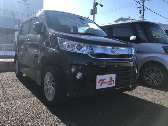 「スズキ」「ワゴンRスティングレー」「コンパクトカー」「愛知県」の中古車5