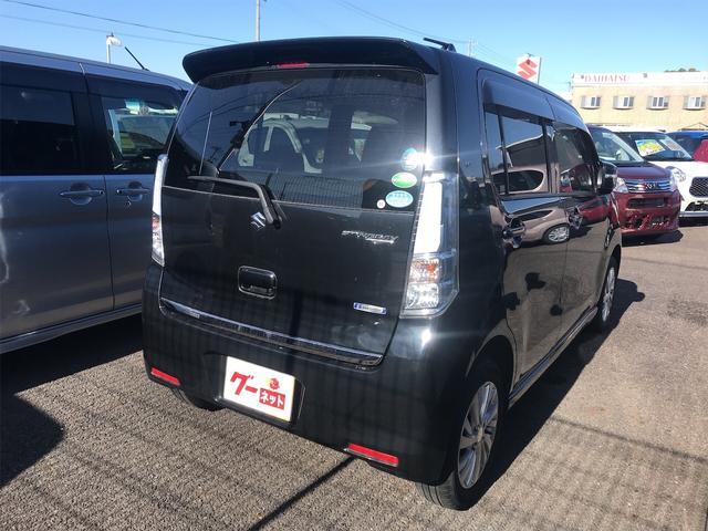 「スズキ」「ワゴンRスティングレー」「コンパクトカー」「愛知県」の中古車6
