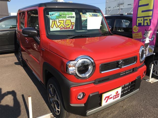 「スズキ」「ハスラー」「コンパクトカー」「愛知県」の中古車4