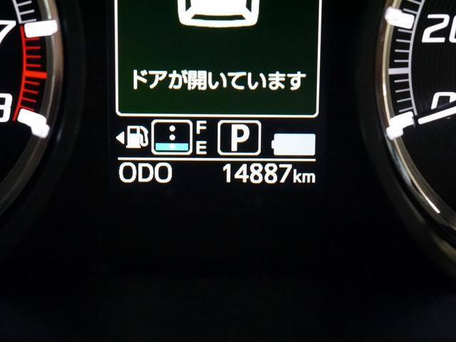 走行距離はなんと1万キロ台!