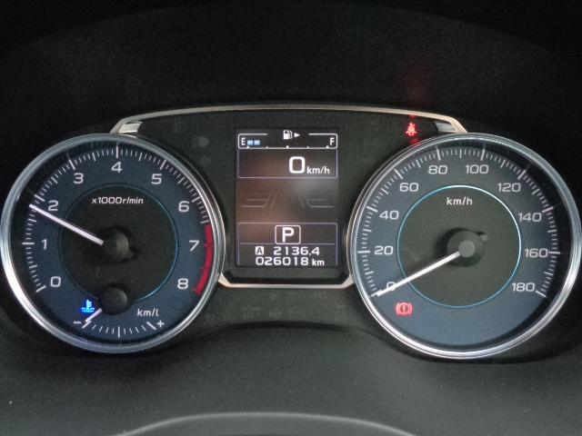 スバル インプレッサスポーツ 1.6i-S EyeSight AWD 元社用車