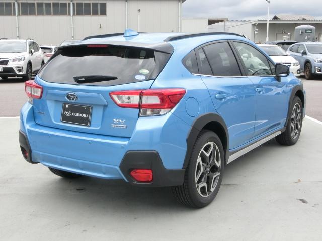 「スバル」「XV」「SUV・クロカン」「富山県」の中古車2