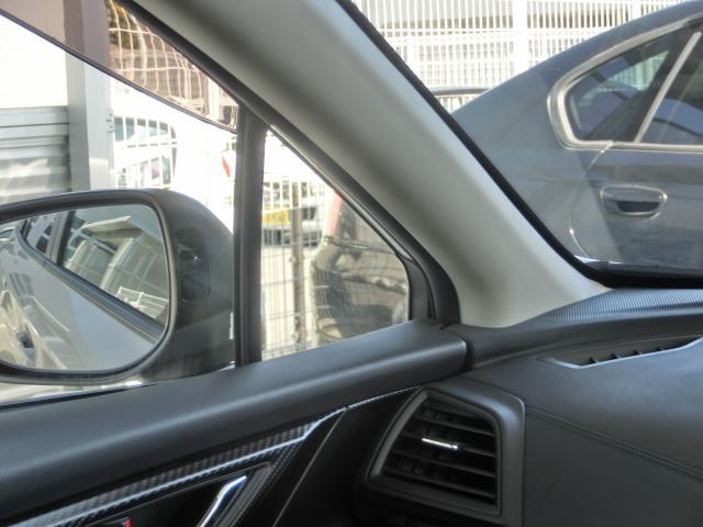 『運転のしやすさ』を追及し、左右の死角を極力抑えた設計になっているので、運転しやすいと好評です☆