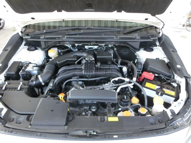 エンジンルームはスバルの整備士にお任せください!安心してお使いいただけるようしっかりと点検・整備させていただきます!