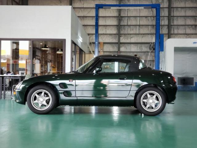 ベースグレード 室内展示車 ブリティッシュグリーン(10枚目)