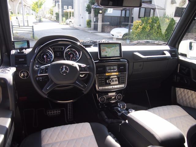 メルセデス・ベンツ M・ベンツ G63 AMG デジーノEXCインテリアPKGレザー