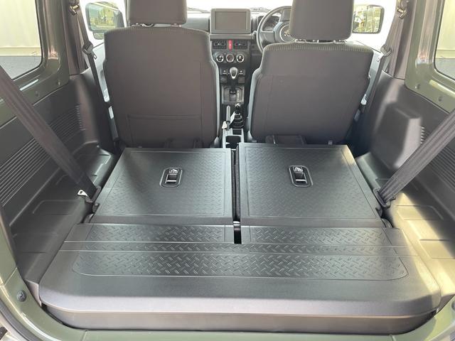 XL スマートキー 4WD シートヒーター フルフラット(16枚目)