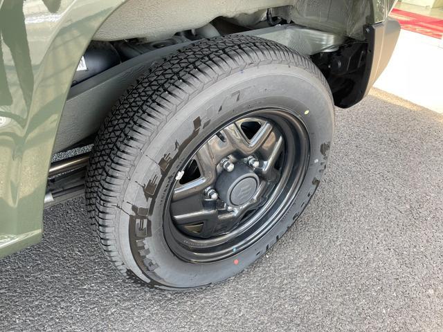 XL スマートキー 4WD シートヒーター フルフラット(18枚目)