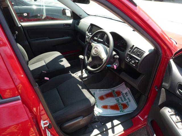 トヨタ サクシードワゴン TX Gパッケージ 新品車高調・アルミ キーレス ETC
