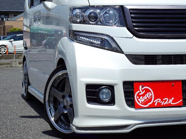 G・Lパッケージ 禁煙車 フルエアロパーツ BLITZ車高調 シルフブレイズマフラー SSR16インチアルミホイール  社外SDナビ フルセグTV走行中視聴可能 バックカメラ Bluetooth対応  社外テールレンズ(13枚目)