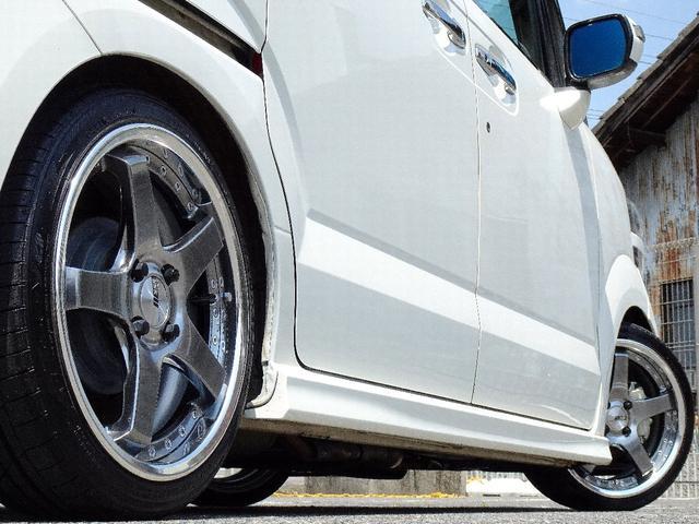 G・Lパッケージ 禁煙車 フルエアロパーツ BLITZ車高調 シルフブレイズマフラー SSR16インチアルミホイール  社外SDナビ フルセグTV走行中視聴可能 バックカメラ Bluetooth対応  社外テールレンズ(27枚目)