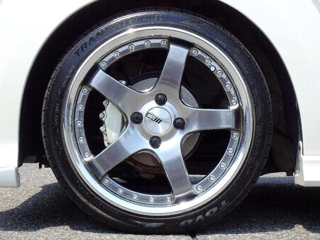 G・Lパッケージ 禁煙車 フルエアロパーツ BLITZ車高調 シルフブレイズマフラー SSR16インチアルミホイール  社外SDナビ フルセグTV走行中視聴可能 バックカメラ Bluetooth対応  社外テールレンズ(29枚目)