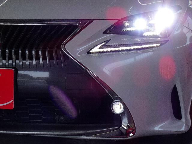 RC300h バージョンL 禁煙車 プリクラッシュセーフティー 車線逸脱警報 ブラインドスポットモニタリングシステム クリアランスソナー クルーズコントロール パドルシフト ステアリングスイッチ フルセグTV バックカメラ(15枚目)