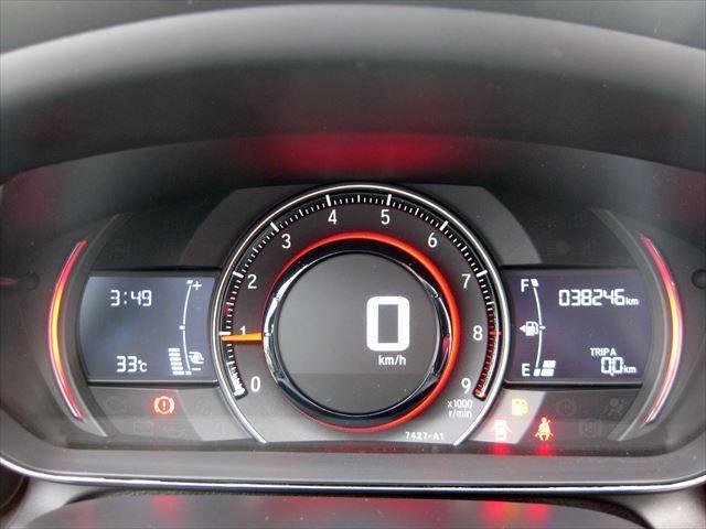 α F6速 社外新品アルミ アクティブリアスポイラー センターディスプレイ アシンメントリーハーフレザーシート センターディスプレイ(12枚目)