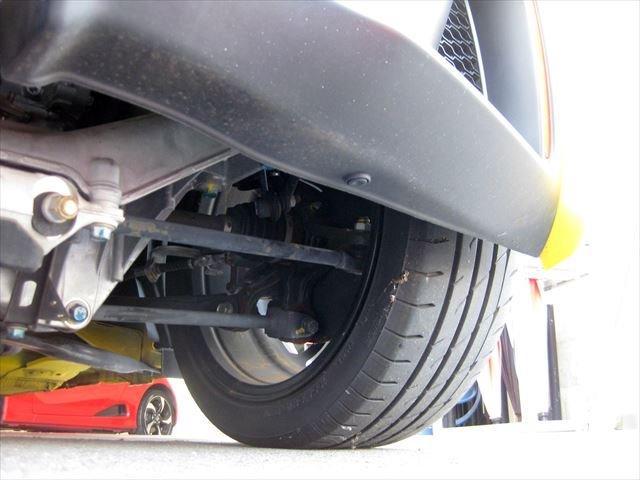α HKS車高調 HKS2本出しマフラー ワーク製アルミ付き シティブレーキアクティブシステム センターディスプレイ バックモニター ETC クルーズコントロール(67枚目)