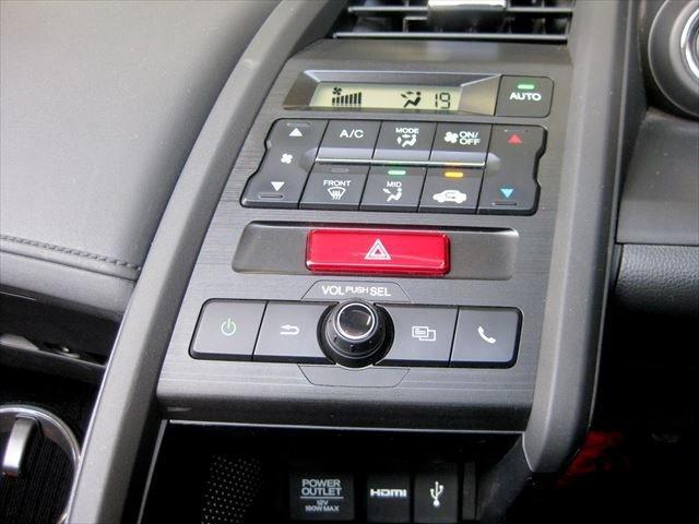 α F6速 センターディスプレイオーディオ バックモニター レザー調シートカバー ETC  バックモニター クルーズコントロール LEDヘッドライト ハーフレザーシート 革巻きサイドブレーキ(9枚目)
