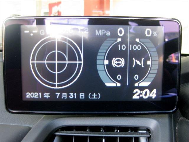 α F6速 センターディスプレイオーディオ バックモニター レザー調シートカバー ETC  バックモニター クルーズコントロール LEDヘッドライト ハーフレザーシート 革巻きサイドブレーキ(30枚目)
