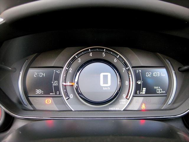 α F6速 センターディスプレイオーディオ バックモニター レザー調シートカバー ETC  バックモニター クルーズコントロール LEDヘッドライト ハーフレザーシート 革巻きサイドブレーキ(35枚目)