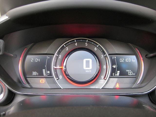 α F6速 センターディスプレイオーディオ バックモニター レザー調シートカバー ETC  バックモニター クルーズコントロール LEDヘッドライト ハーフレザーシート 革巻きサイドブレーキ(36枚目)