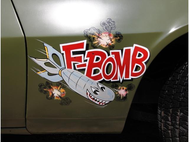 F Bombスタイル 4MT アーミーグリーン LSD(18枚目)