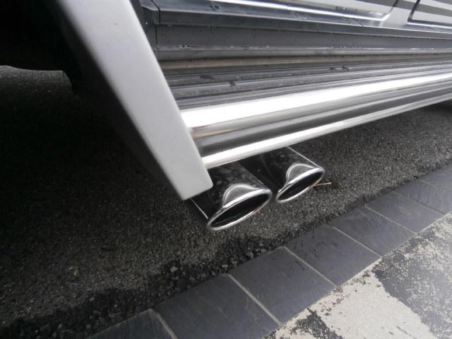 メルセデス・ベンツ M・ベンツ G500ロング現行仕様 D車 WALDコンプ ACCエアサス