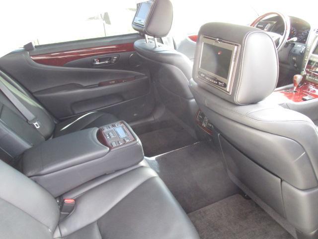 米国レクサス レクサス LS460L エアサス 後期仕様 フルコンプリート レザー マクレビ