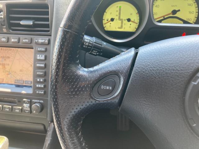 S300ベルテックスエディション ACCエアサス 4本出しマフラー SSR20インチアルミ ナビ エアロ(J-unit製サイド&リア・モードパルファム製フロント) LEDフォグ ルーフブラックペイント ETC パワーシート(23枚目)
