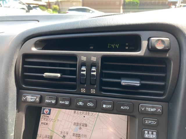 S300ベルテックスエディション ACCエアサス 4本出しマフラー SSR20インチアルミ ナビ エアロ(J-unit製サイド&リア・モードパルファム製フロント) LEDフォグ ルーフブラックペイント ETC パワーシート(27枚目)