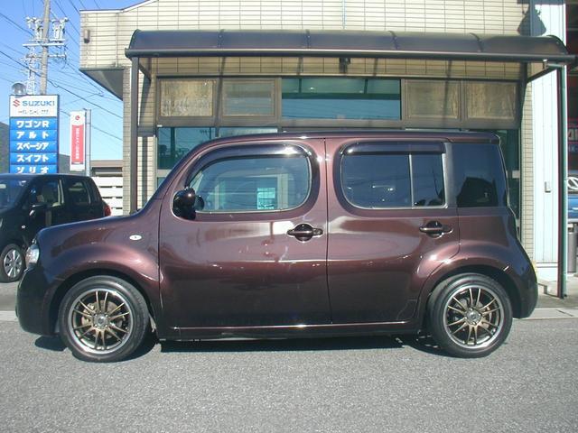 「日産」「キューブ」「ミニバン・ワンボックス」「岐阜県」の中古車2