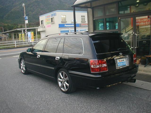 「トヨタ」「クラウンエステート」「ステーションワゴン」「岐阜県」の中古車4