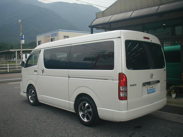 「トヨタ」「ハイエース」「ミニバン・ワンボックス」「岐阜県」の中古車5
