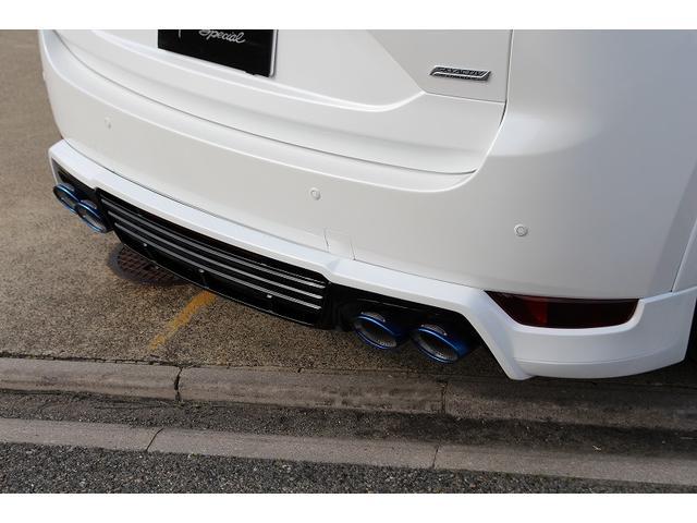 25S 新車アドミレイションフルエアロコンプリート アドミレイションフルエアロ オーバーフェンダー 4本出しマフラー ブリッツ車高調 SSRエクゼキューター20インチ(15枚目)