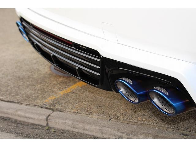 25S 新車アドミレイションフルエアロコンプリート アドミレイションフルエアロ オーバーフェンダー 4本出しマフラー ブリッツ車高調 SSRエクゼキューター20インチ(16枚目)