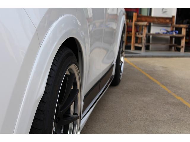 25S 新車アドミレイションフルエアロコンプリート アドミレイションフルエアロ オーバーフェンダー 4本出しマフラー ブリッツ車高調 SSRエクゼキューター20インチ(17枚目)
