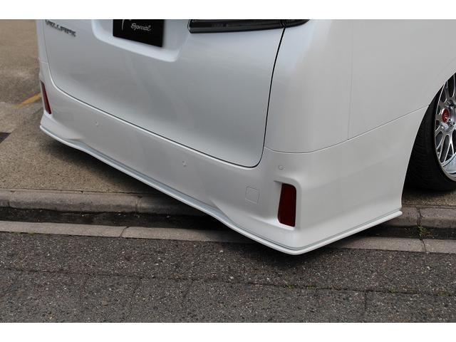 トヨタ ヴェルファイア 2.5Z ACCエアサスキャンバーFORTEフルエアロコンプ