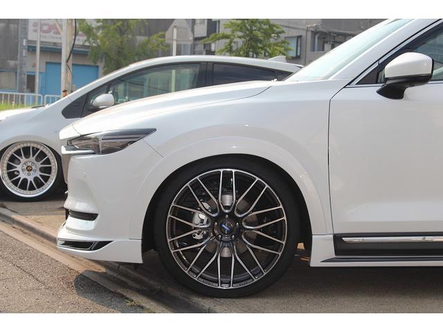 XDプロアクティブ 新車アドミレイションフルエアロコンプリート アドミレイションフルエアロ オーバーフェンダー 4本出しマフラー ブリッツ車高調 WORK20インチ(7枚目)