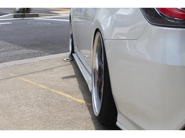 RSアドバンス エイムゲインフルエアロ カーボンショットマフラー HKS車高調 エイムゲインGTM20インチ フォルテキャリパー 1オーナー車両 シーケンシャルウインカー ブリッツスロットルコントローラー(11枚目)