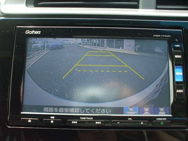 ホンダ フィット 13G・F 当社デモカー 用品ナビ フルセグ ブルートゥース