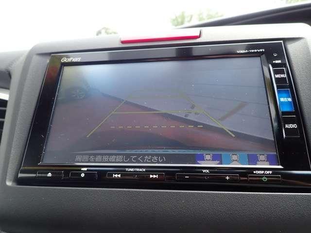 RS・ホンダセンシング Bluetoothナビ リアカメラ(5枚目)