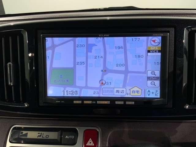 プレミアム・Lパッケージ 1年保証付き 社外メモリーナビ Rカメラ スマートキー セキュリティ 1オーナー 禁煙車 HID フォグライト 純正アルミ VSA フロントベンチシート サイドカーテンエアバック(7枚目)