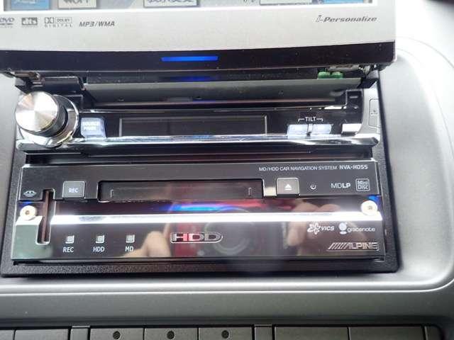 ホンダ フィット 1.3S 社外HDDナビ CD録音 DVD ETC HID