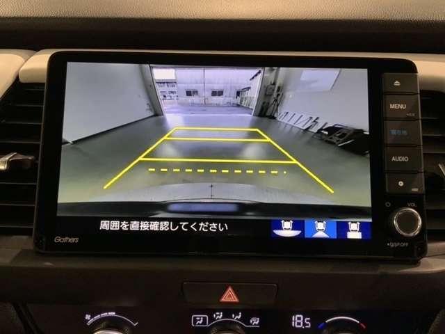 e:HEVホーム 当社禁煙試乗車 新車保証継承 9インチナビ Bluetooth DVD CD録音 Rカメラ ETC クルコン サイドカーテンSRS 地デジ LEDオートライト スマートキー(16枚目)