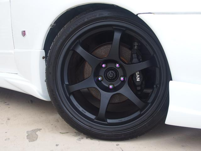GT-R ヴェイルサイドコンバットエアロ HKS車高調(6枚目)