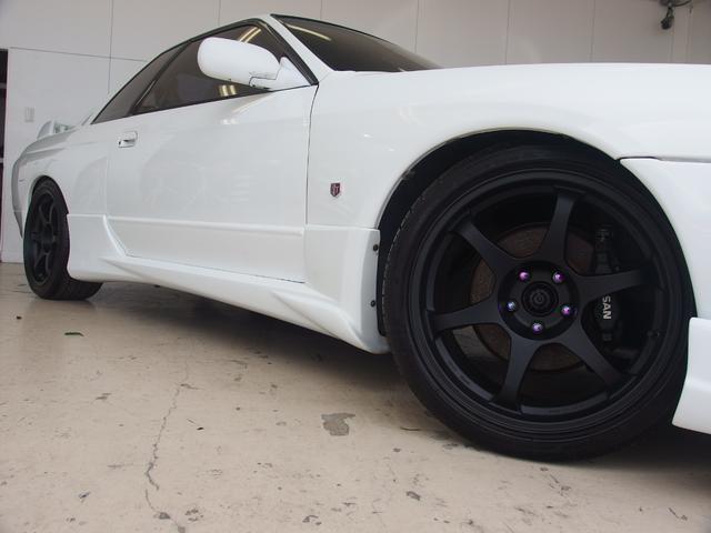 GT-R ヴェイルサイドコンバットエアロ HKS車高調(7枚目)